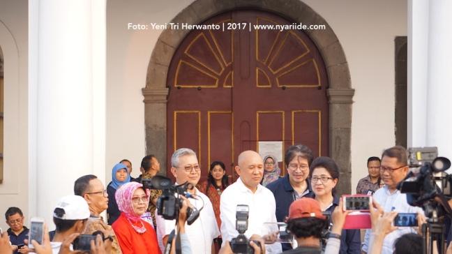 Pembukaan Festival Kuliner Ikan Nusantara 2017